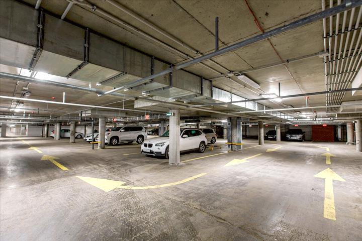 Парковочные места в рассрочку
